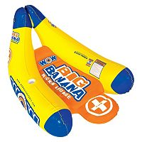 WOW Sports Big Banana Lounge Water Float