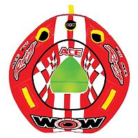WOW Sports Ace Racing Towable Water Float