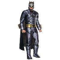 Adult Batman v Superman: Dawn of Justice Deluxe Armored Batman Costume