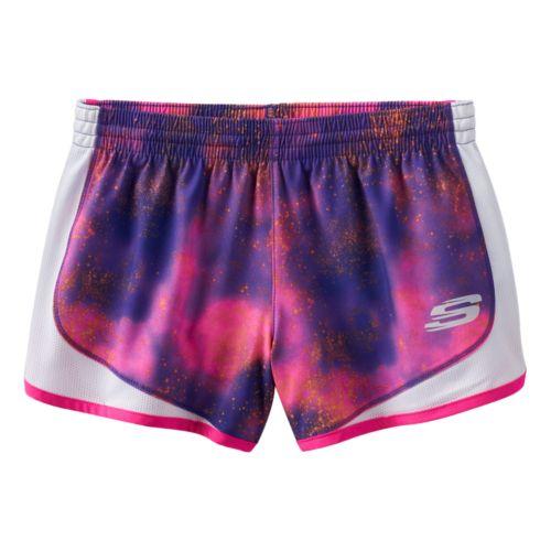 Girls 7-16 Skechers Go Woven Running Shorts