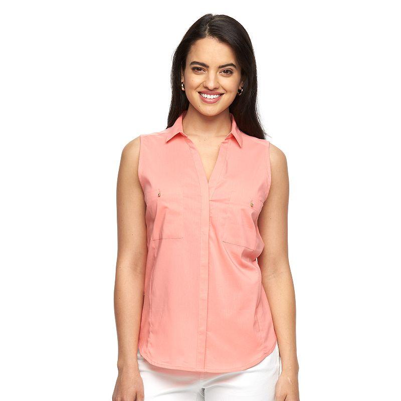 Women's Harve Benard Button-Down Shirt