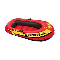 Intex Explorer 200 Lake Boat 2-Person Inflatable Raft