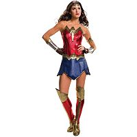 Adult Batman v Superman: Dawn of Justice Deluxe Wonder Woman Costume