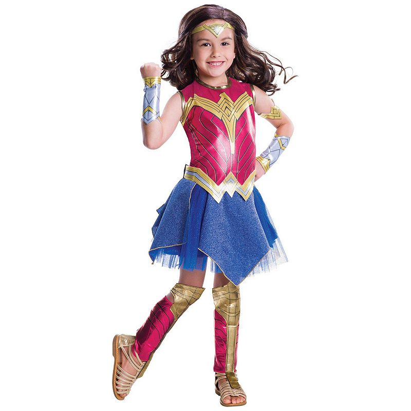 Kids Batman v Superman: Dawn of Justice Deluxe Wonder Woman Costume