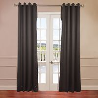 EFF 2-pack Solid Blackout Curtains