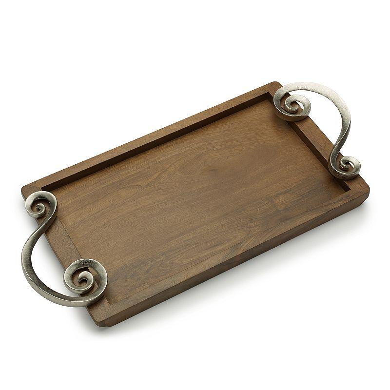 Mikasa Scroll Serving Tray