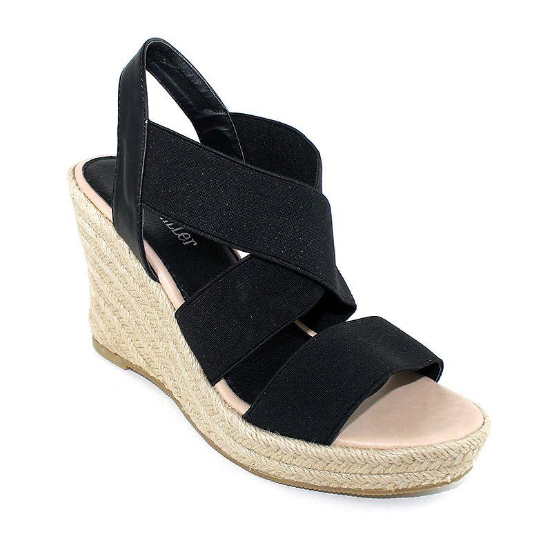 Olivia Miller Vienna Women's Wedge Sandals