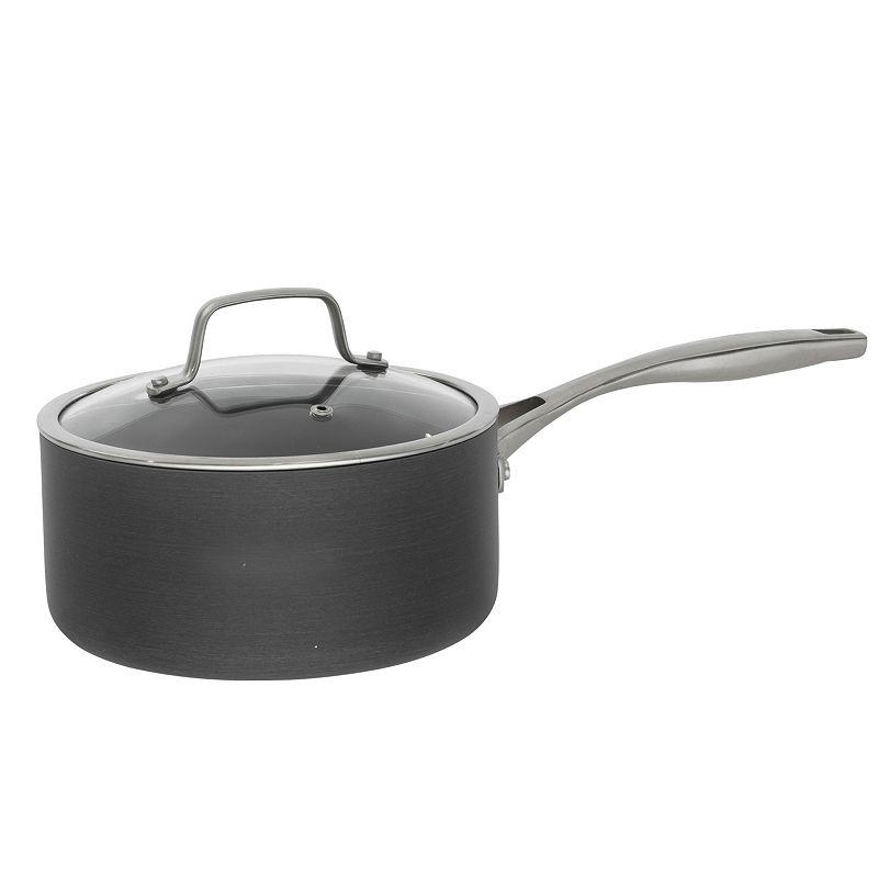 Bialetti Ceramic Pro 2-qt. Nonstick Sauce Pan
