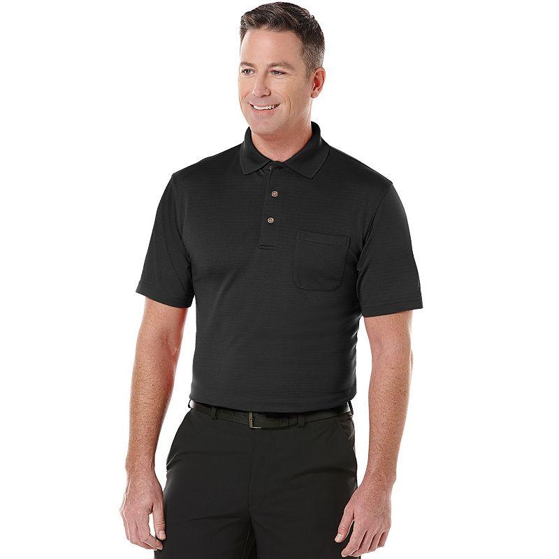 Men's Grand Slam Airflow Pocket Performance Golf Polo