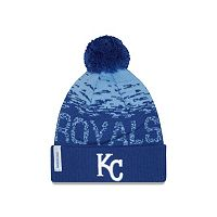 Adult New Era Kansas City Royals Sport Knit Hat