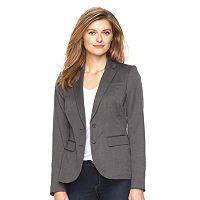 Women's Apt. 9® Notch Collar Blazer