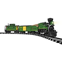John Deere Ready-To-Play Train Set by Lionel Trains by