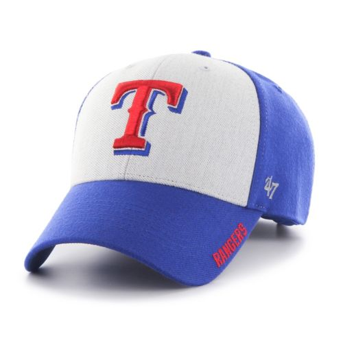 Adult '47 Brand Texas Rangers Beta MVP Cap