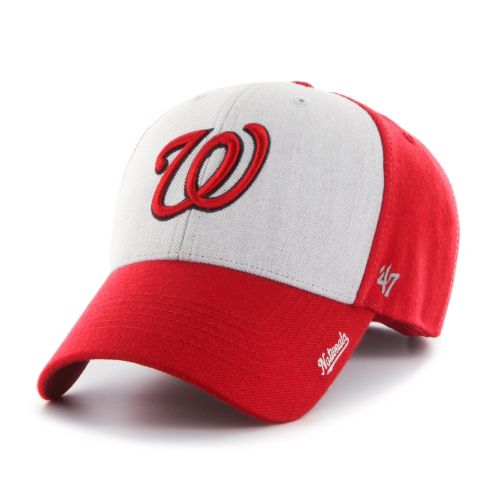 Adult '47 Brand Washington Nationals Beta MVP Cap