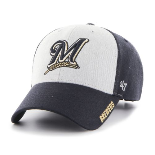 Adult '47 Brand Milwaukee Brewers Beta MVP Cap