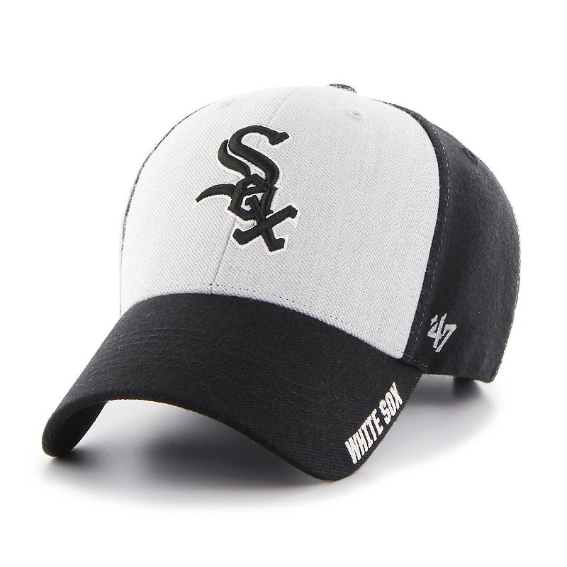 Adult '47 Brand Chicago White Sox Beta MVP Cap