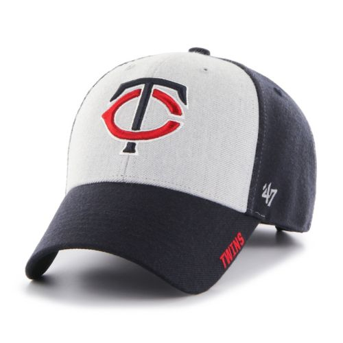 Adult '47 Brand Minnesota Twins Beta MVP Cap