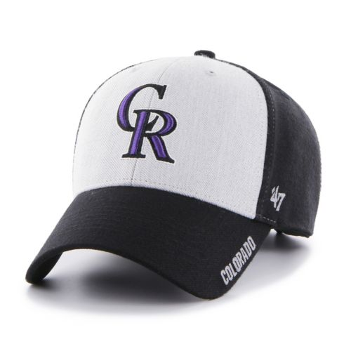 Adult '47 Brand Colorado Rockies Beta MVP Cap