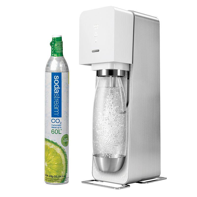 SodaStream Source Metal Sparkling Water Maker