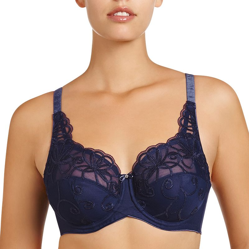 Fayreform Bra: Lisa Full-Figure Full-Coverage Bra F75-601