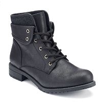 SONOMA Goods for Life™ Women's Foldover Ankle Boots
