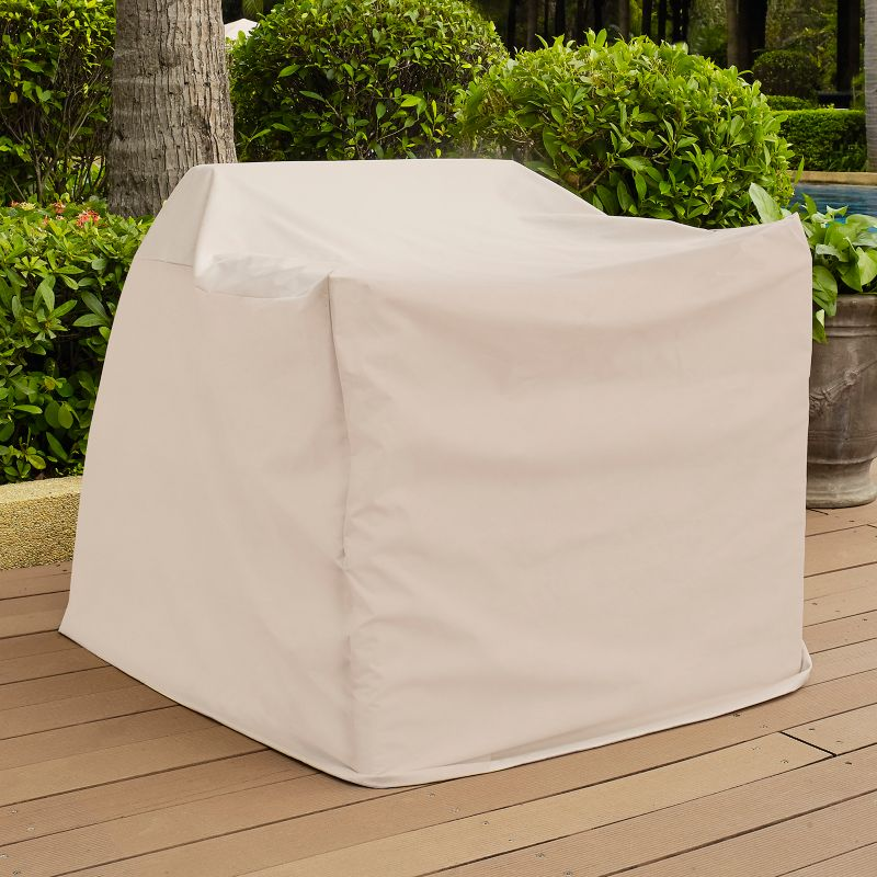 Budge Chelsea Outdoor Chair Cover P1W02TN1 Tan 34 H x 36 W x 41 D