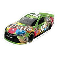 Kyle Busch Peel & Stick Car Decal