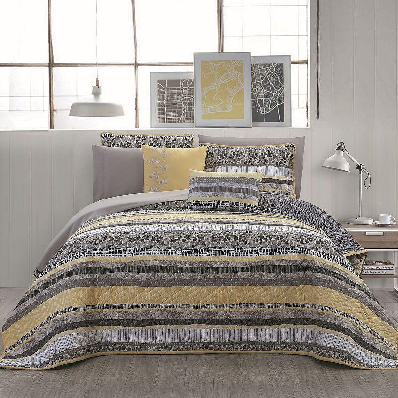 Avondale Manor Cleo 5-piece Quilt Set