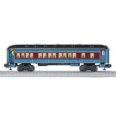 The Polar Express Conductor Announcement Car by Lionel Trains by