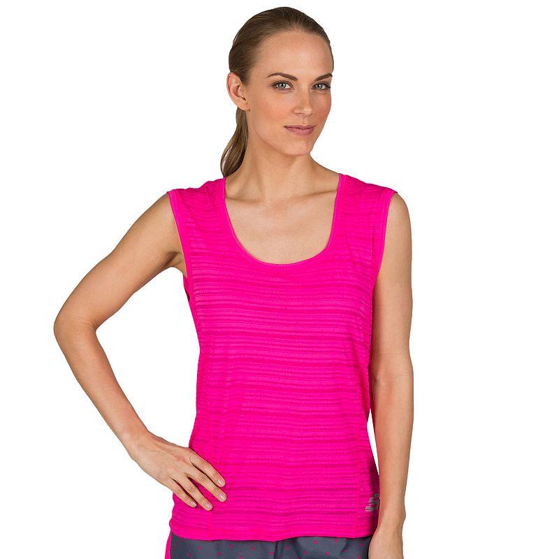 Women's Skechers Tissue Scoopneck Workout Top
