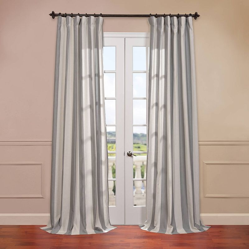 EFF Bermuda Stripe Curtain