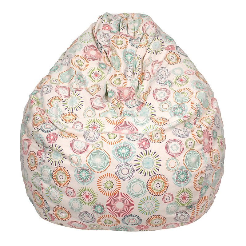 Bean Bag Beige Chair Kohl S