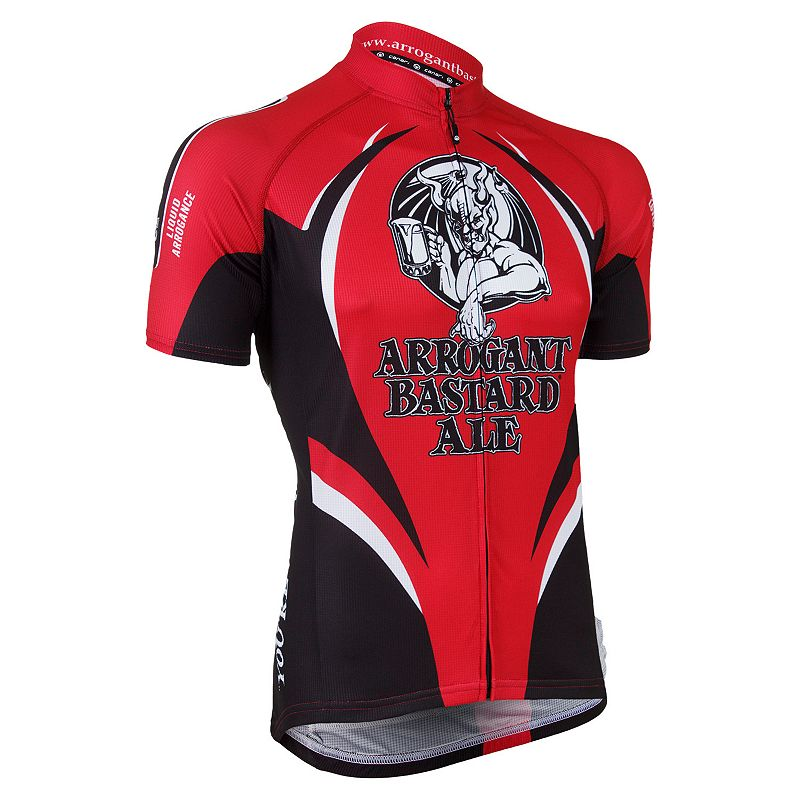 Men's Canari Stone Arrogant Ale Cycling Top