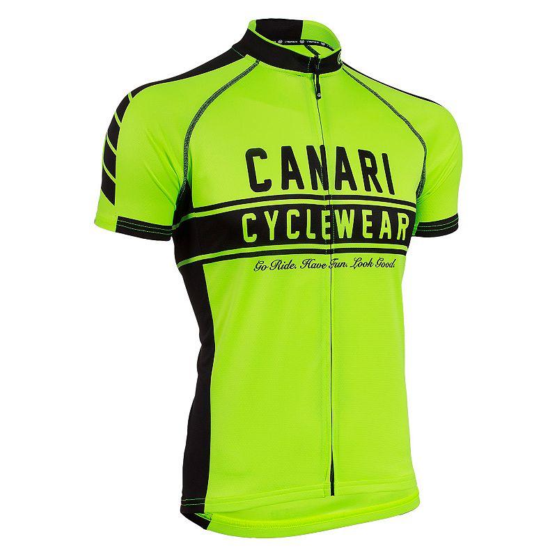 Men's Canari Vista Cycling Top