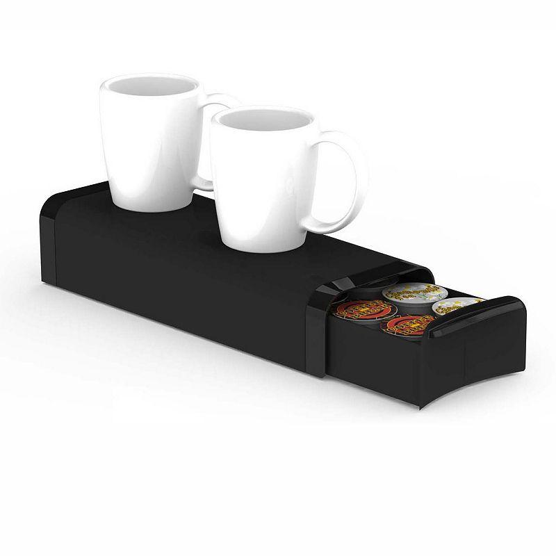 Mind Reader Slim Coffee Pod & Condiment Organizer