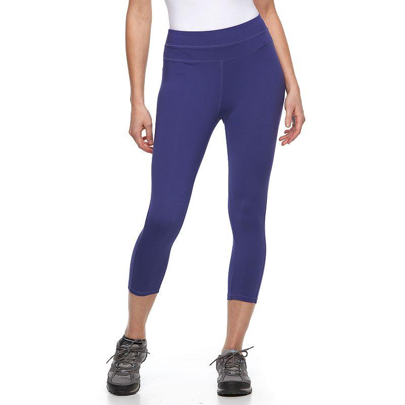 Women's Columbia Stinson Tilt Solid Capri Leggings