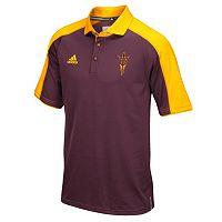 Men's adidas Arizona State Sun Devils Sideline Coaches Polo