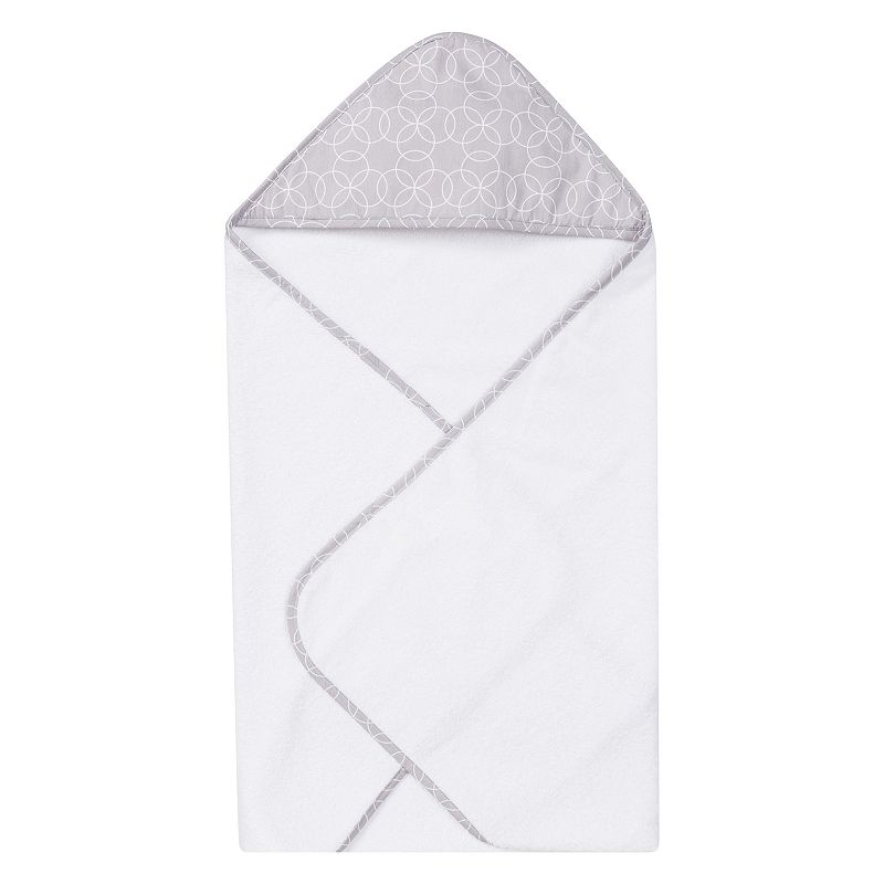 Trend Lab Gray Hooded Towel