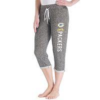 Women's Green Bay Packers Turf Knit Capris