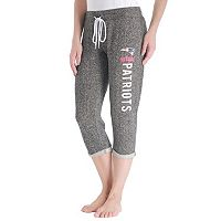 Women's New England Patriots Turf Knit Capris