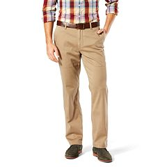 Big & Tall Dockers Straight-Fit Pacific Washed Khaki Pants
