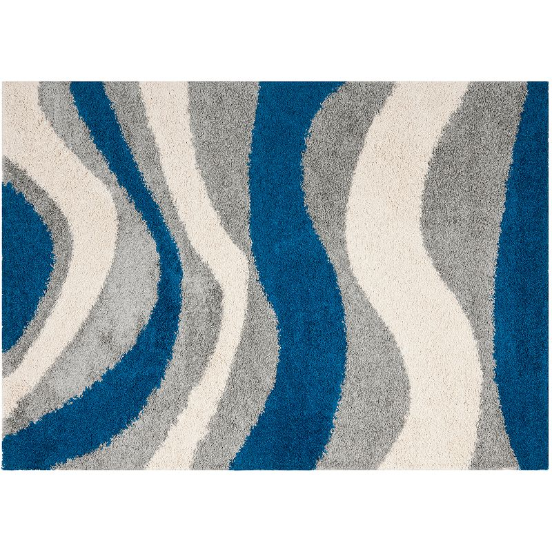 Safavieh Modern Wave Shag Rug