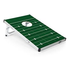 Picnic Time Football Bean Bag Toss Travel Set by