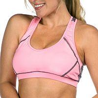 PL Movement by Pink Lotus Bra: Pretty Lace Medium-Impact Sports Bra PT6Q789
