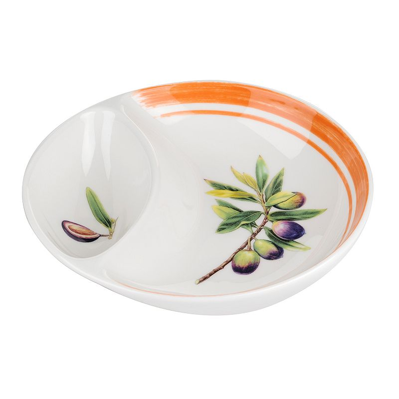 Portmeirion Alfresco Pomona Divided Dish