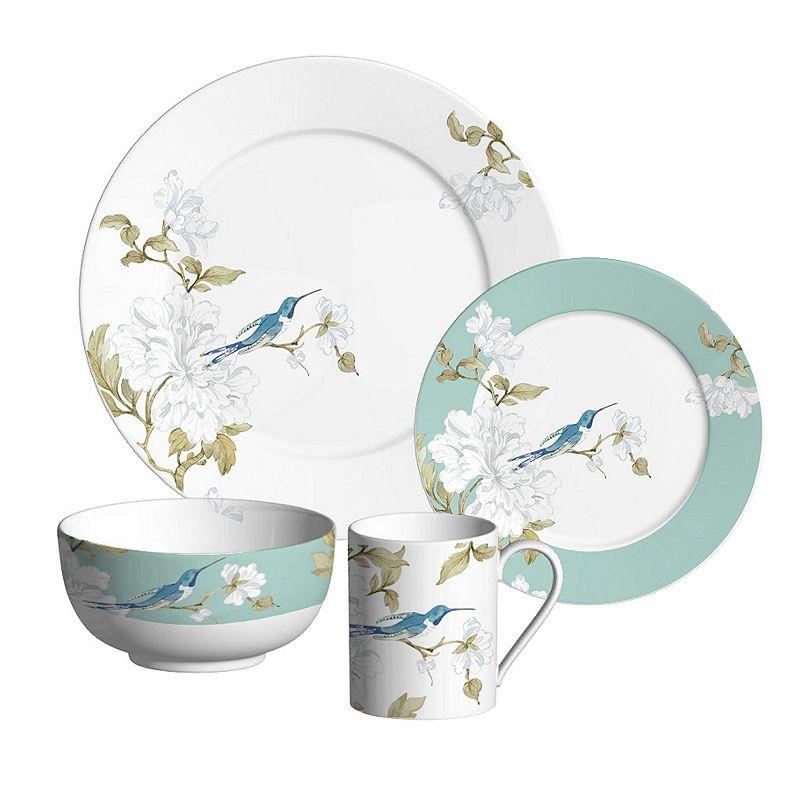 RW Essentials Nectar 16-pc. Dinnerware Set