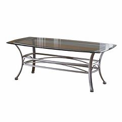 Hillsdale Furniture Abbington Rectangle Coffee Table by
