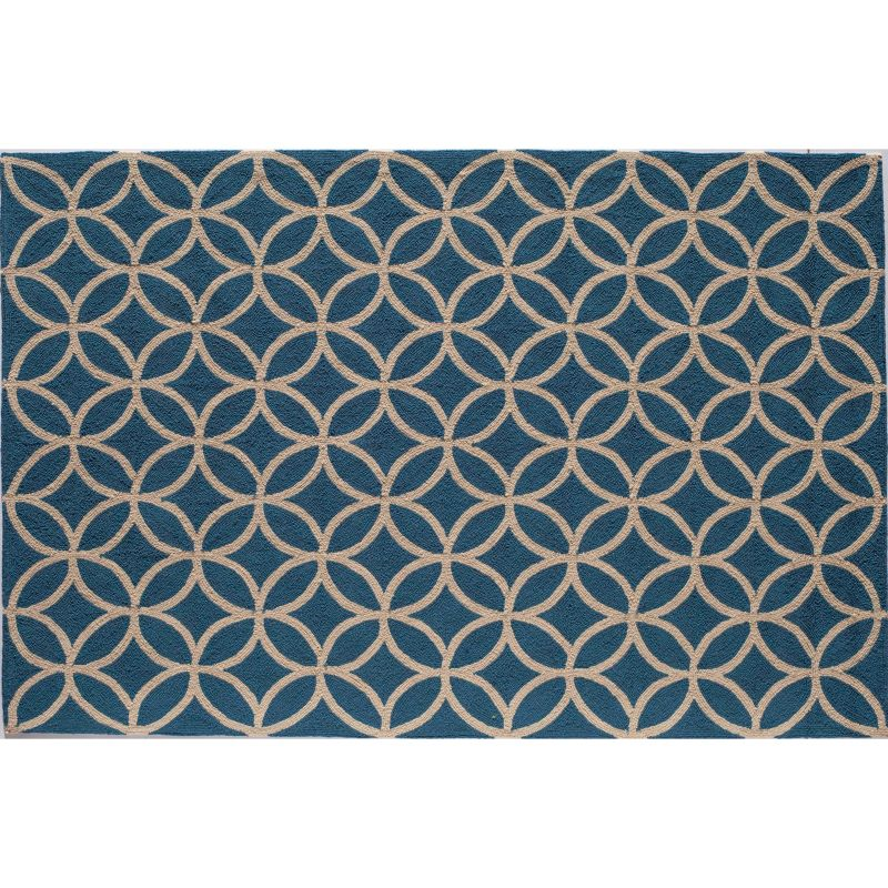 Blue Striped Outdoor Rugs Search
