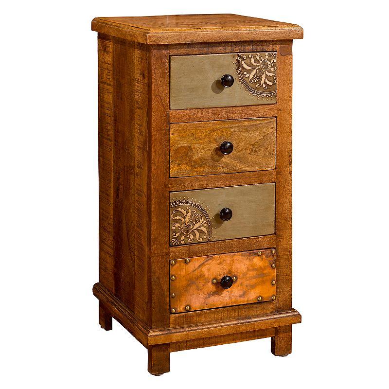Hillsdale Furniture Belina 4-Drawer Cabinet