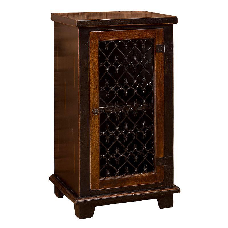 Hillsdale Furniture Gibbins Metal Door Cabinet